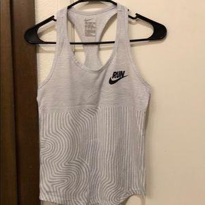 Nike active tank tops